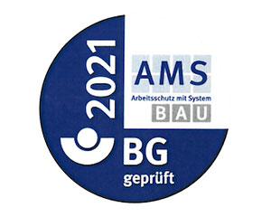 BG geprüft Arbeitsschutz mit System 2021